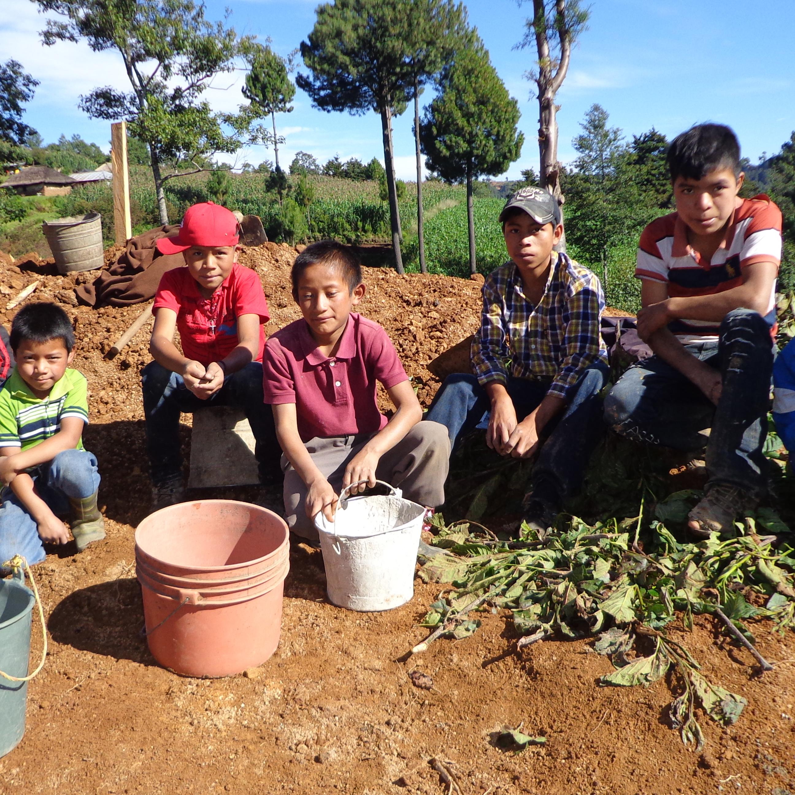 Escuela Pimma Maastricht bouwt scholen in midden-amerika